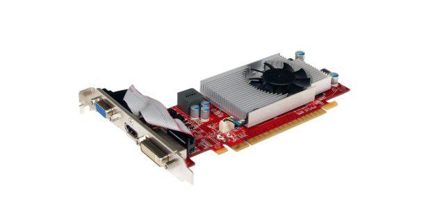 Bei der Nvidia Geforce GT 530 handelt es sich lediglich umeine Grafikkarte der Einsteiger-Klasse.