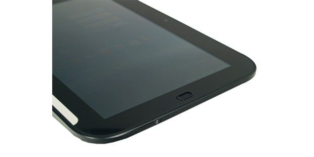 Wie beim iPad: Das Aldi-Tablet besitzt eineMultifunktionstaste