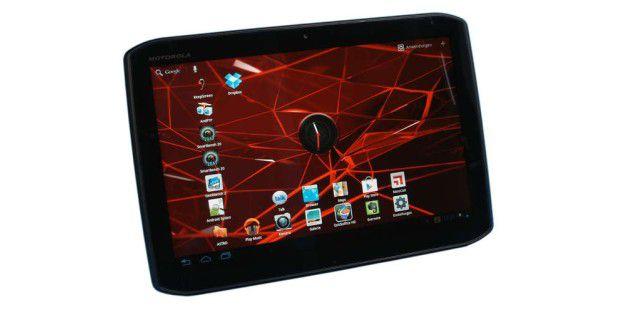 Flacher Android: Motorola Xoom 2 im Test