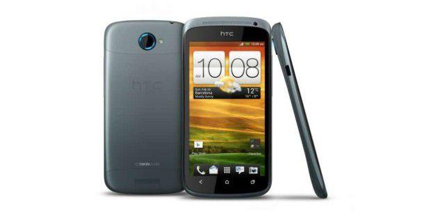 HTC One S - schönes und schnelles Smartphone