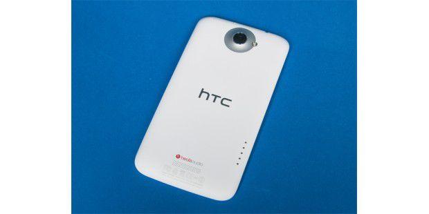 HTC One X mit einer 8-Megapixel-Kamera.