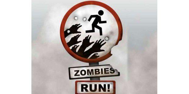 Zombies, Run: Gruselspaß für Spieler und Läufer