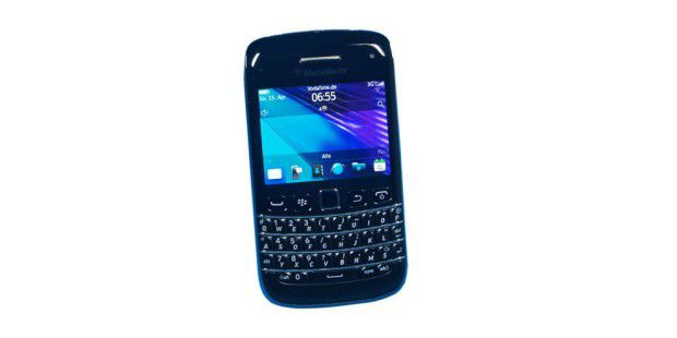 BlackBerry Bold 9790 im Test