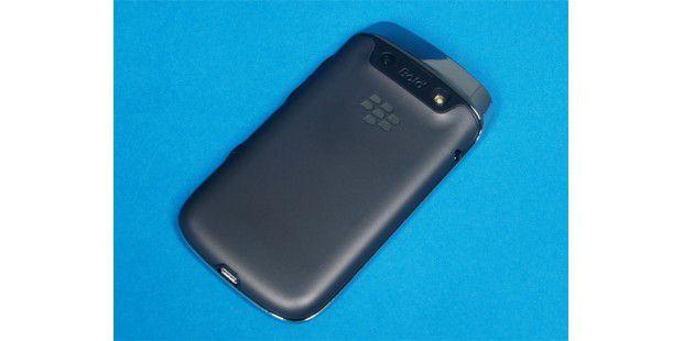 Blackberry Bold 9790 mit rückseitiger5-Megapixel-Kamera