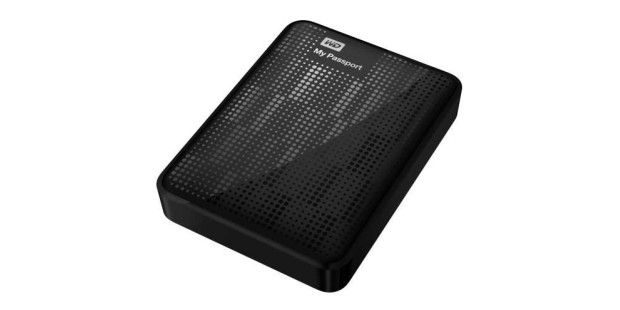 WD My Passport 2 TB USB 3.0
