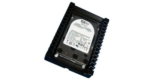 Schnellste 3,5-Festplatte im Test: Western Digital VelociRaptor 1000GB (WD1000DHTZ)