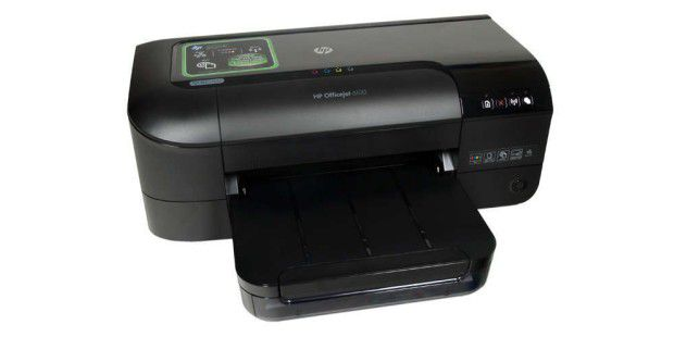 HP Officejet 6100 H611a: Tintendrucker mit ePrint und Apple AirPrint.