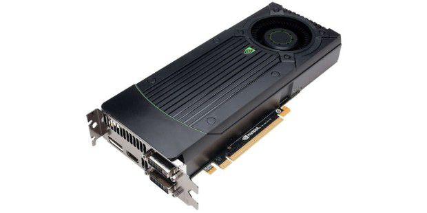 Nvidia neue Mittelklasse: Geforce GTX 670