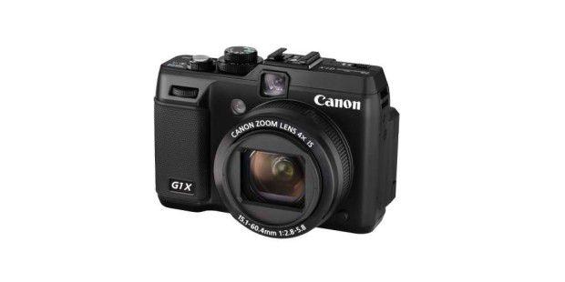Canon Powershot G1 X im Test