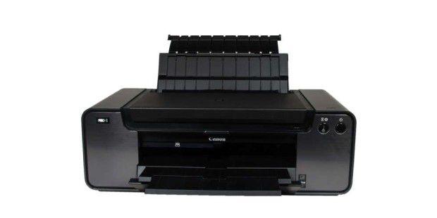 Unter den besten Tintenstrahldruckern: Canon Pixma Pro-1.