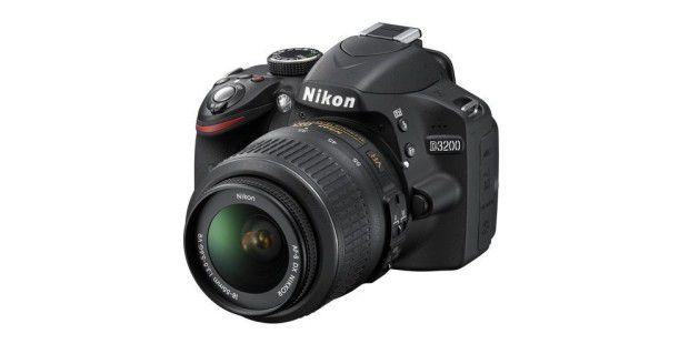 Nikon D3200 im Test