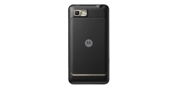 Die Kamera des Motorola Motolux arbeitet mit 8Megapixeln.