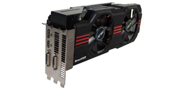 Asus reitet mit schwerer Kavallerie ein: Die Geforce GTX 680 DirectCU 2 Top im Test.
