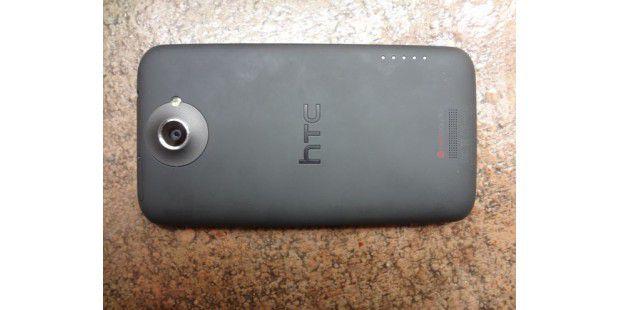 Die Kamera des HTC One XL arbeitet mit 8Megapixeln.