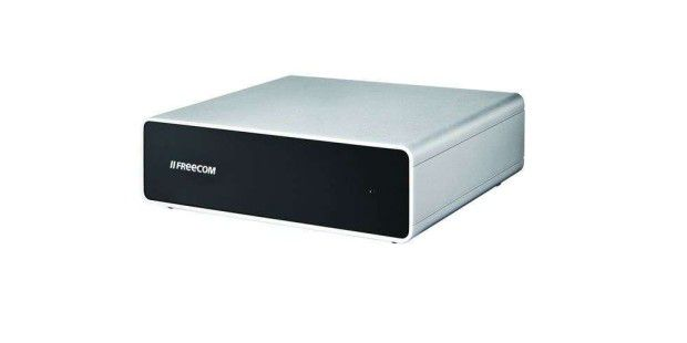 Freecom Hard Drive Quattro 3.0 im Test