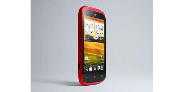 HTC Desire C im Test
