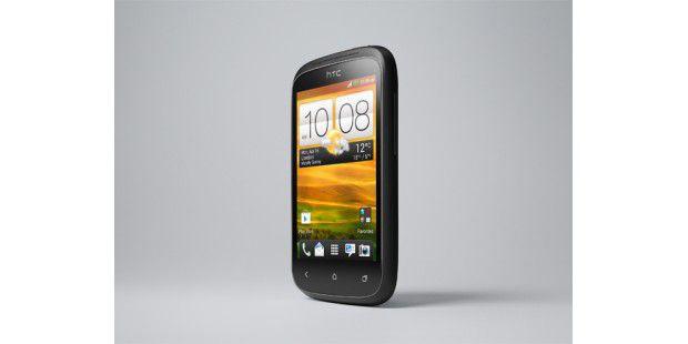 HTC Desire C mit Android 4