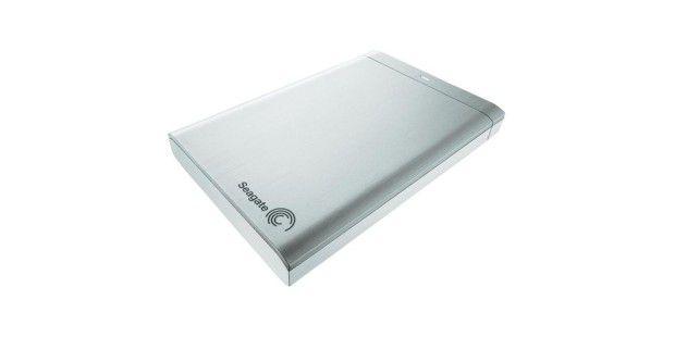 Seagate Backup Plus USB 3.0 Portable: auch in silberfarbenerhältlich