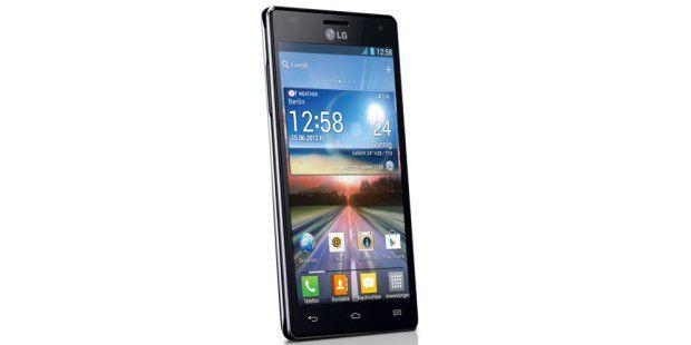 Erstes Quadcore-Smartphone von LG: LG Optimus 4X HD