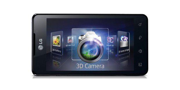Alles 3D - LG Optimus 3D Max