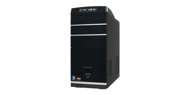 Der neue Aldi-PC Medion Akoya P4210 D mit brandneuer CPU im Test.