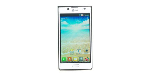 LG Optimus L7 mit Android 4.0 im Test