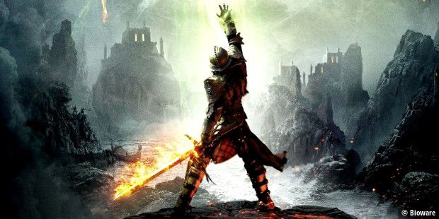 Der Rollenspiel-Hit: Dragon Age: Inquisition.