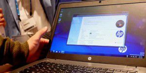 Das HP Elitebook 840 im Hands-On