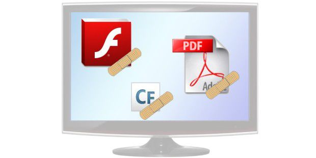 Updates für Adobe Reader, Flash Player und ColdFusion