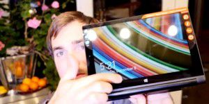 Hands-On: Lenovo Yoga Tablet 2