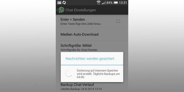 Whatsapp von iphone auf neues smartphone übertragen