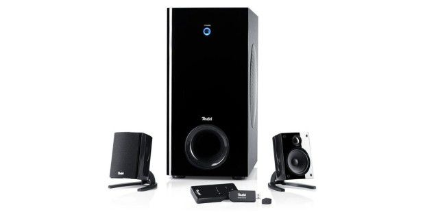 2.1-Set: Teufel Concept C 300 BE Wireless