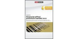 Lexware financial Office Premium Handel 2015