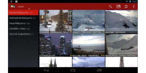 Worldscope Webcams