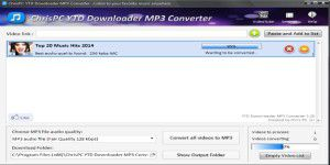 ChrisPC YTD Downloader MP3 Converter