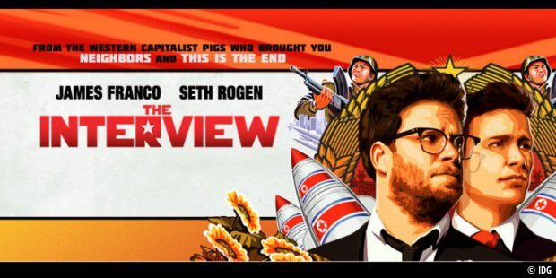 The Interview kommt am 5. Februar in die deutschen Kinos