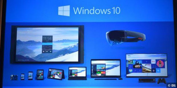 Windows 10: Microsoft HoloLense und Surface Hub enthüllt