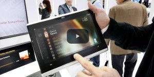 Audi Smart Display Android-Tablet im Hands-On