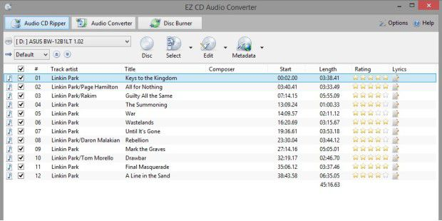 1 Freeware, 3 Tools: Ripper, Konverter & Brenner