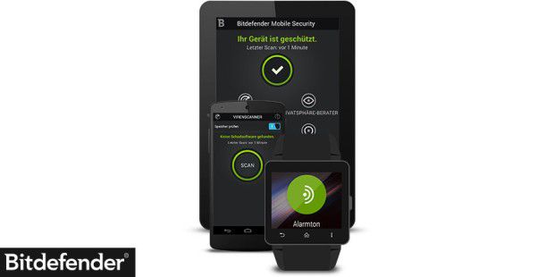 Bitdefender Mobile Security Keys