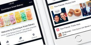 Facebook testet neuen Service Place Tips