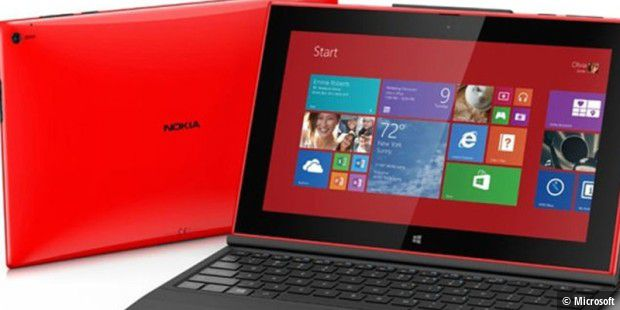 Microsoft hat die Produktion des Windows-RT-Tablets Nokia Lumia 2520 eingestellt