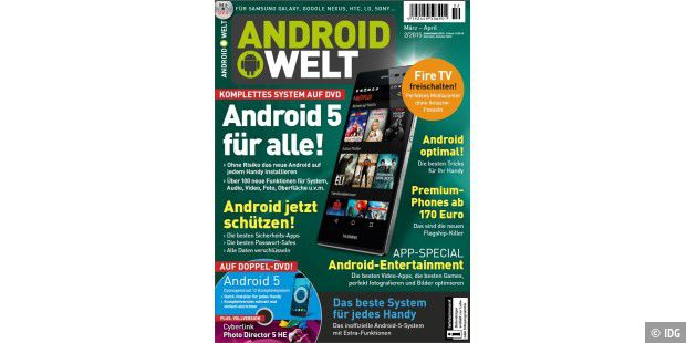 AndroidWelt 2/2015