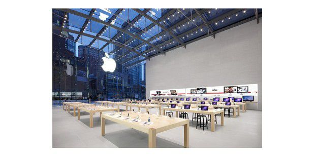 Apple Store New York - Upper West Side