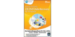 Stellar CD/DVD Data Recovery für Windows