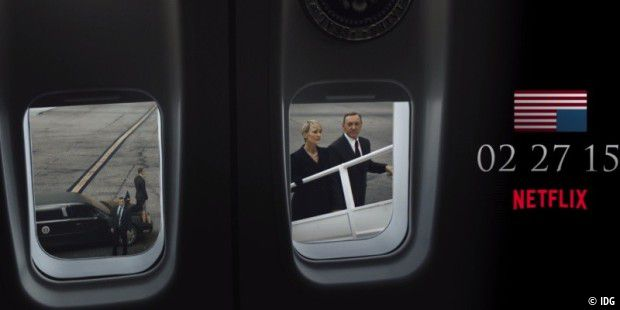 House of Cards: Die 3. Staffel startet am 27. Februar