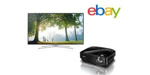Home Entertainment Kampagne bei Ebay