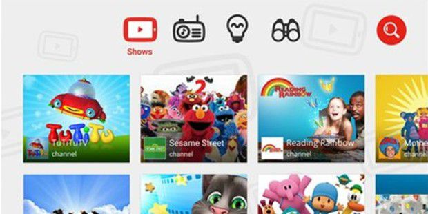 Google plant YouTube-App für Kinder (c) YouTube / USA Today