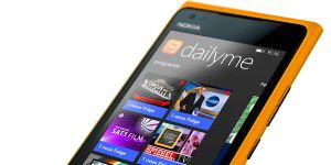 Dailyme TV für Windows Phone in neuer Version