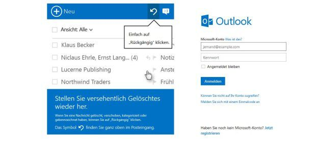 Outlook.com bald ohne Google Chat und Facebook Chat